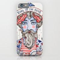 King of the Seas iPhone 6 Slim Case