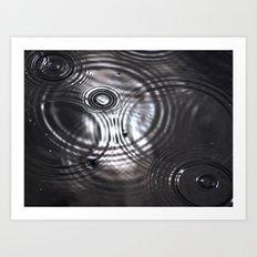 Tears of Mercury Art Print
