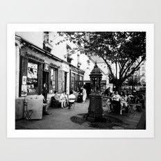 SHAKESPEARE IN PARIS. Art Print