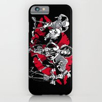 iPhone & iPod Case featuring RHPS gang of five by Billy Allison