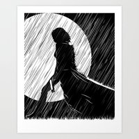 Death Dealer Art Print