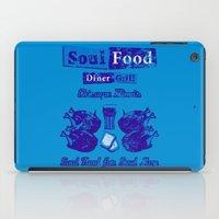 Soul Food For Soul Men iPad Case