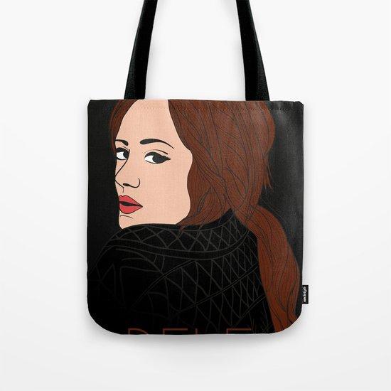 Divas of POP: Adele Tote Bag