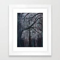 Dead Winter Framed Art Print