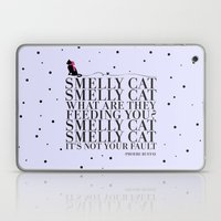 Smelly Cat Laptop & iPad Skin