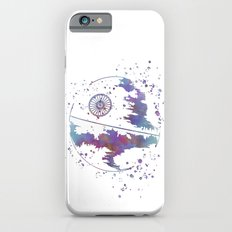 Star . Wars Death Star iPhone 6 Slim Case