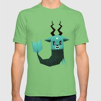 Capricorn Mens Fitted Tee Grass SMALL