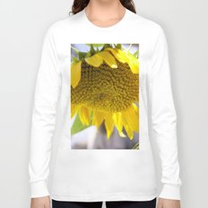 Take Cover [SUNFLOWER] Long Sleeve T-shirt