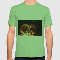 The Basketweaver's Store Mens Fitted Tee Grass SMALL
