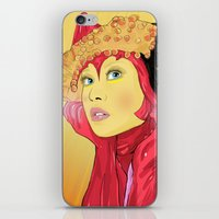 Superheroes SF iPhone & iPod Skin