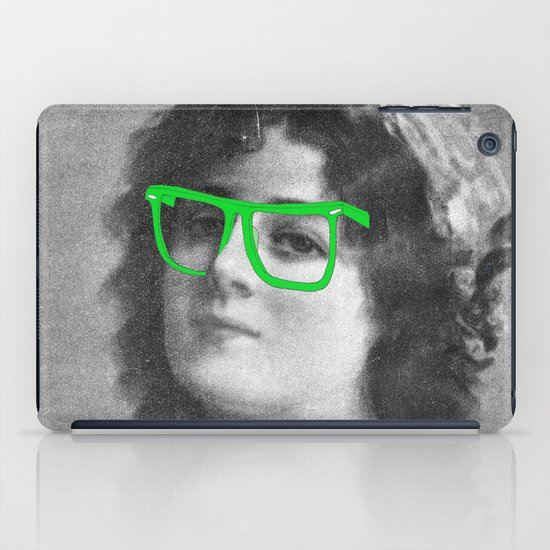 Josephine is a Hipster iPad Case