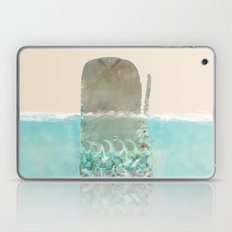 into the wild the whale Laptop & iPad Skin