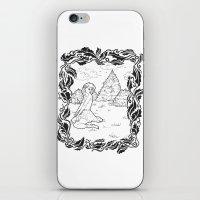 Pin Up 001 iPhone & iPod Skin