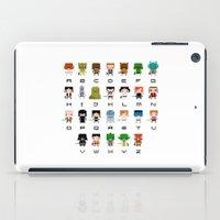 Star Wars Alphabet iPad Case