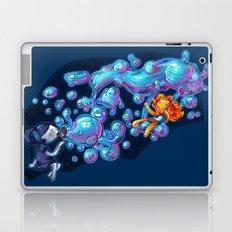 Creating the universe is fun! Laptop & iPad Skin