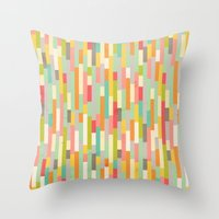 City By The Bay, Street … Throw Pillow