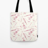 Utensils 1 Tote Bag