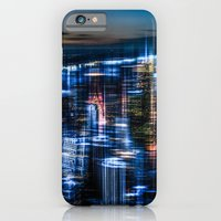 New York - The Night Awa… iPhone 6 Slim Case