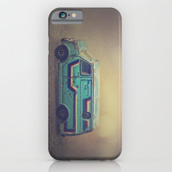 delightful van iPhone & iPod Case