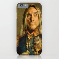 iPhone & iPod Case featuring Iggy Pop - replaceface by replaceface