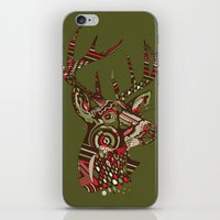 ROAD KILL ~ GREEN iPhone & iPod Skin