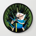 Finn / Game thrones Wall Clock