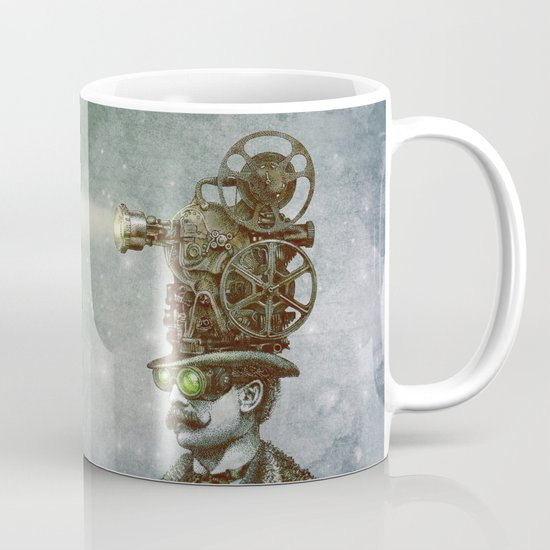 The Projectionist (colour option) Mug