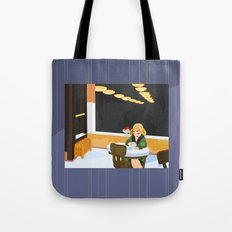 Automat by Hopper Tote Bag
