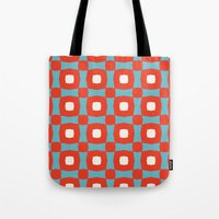Rosinga Pattern Tote Bag