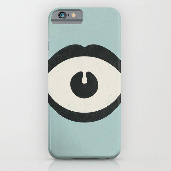 Eye Scream iPhone & iPod Case