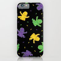 iPhone & iPod Case featuring Who got the baby?? by Julia Lavigne