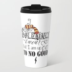 I Solemnly Swear Travel Mug
