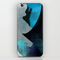 Hostile Environment iPhone & iPod Skin