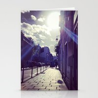Ray Of Sunshine On The S… Stationery Cards