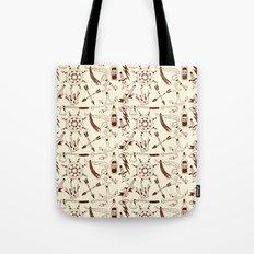 I love tattoo Tote Bag
