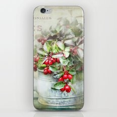 red berries  iPhone & iPod Skin