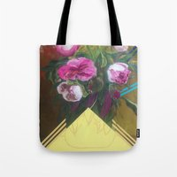 Flower Still Life #1 Tote Bag