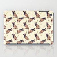 Border Terrier Dog Oil P… iPad Case
