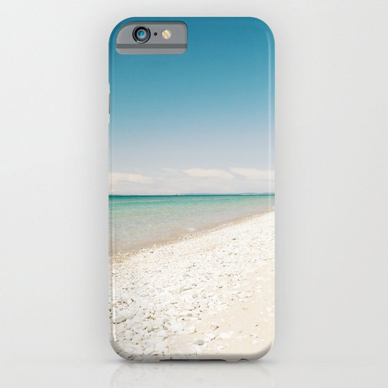 Seaside Manitou Island iPhone & iPod Case