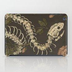 Snake Skeleton iPad Case