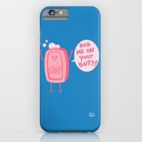 Lil' Soap iPhone 6 Slim Case