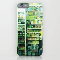iPhone & iPod Case featuring Pharmacy, Marrakech, Morocco  by istillshootfilm