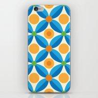 Citrus: Orange Grove iPhone & iPod Skin