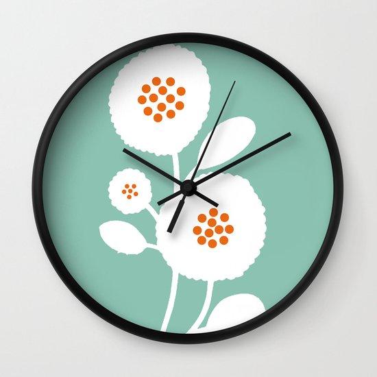 simplicité Wall Clock