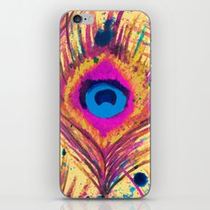 Feather Frenzy iPhone & iPod Skin