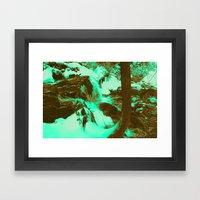 Rager Framed Art Print