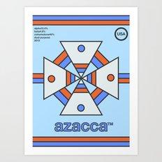 azacca single hop Art Print