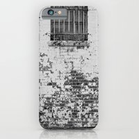 iPhone & iPod Case featuring All in all its just another brick in the wall... by lscott photography