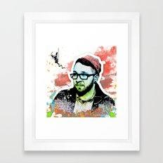 ANDY MINEO Framed Art Print