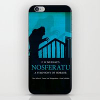Nosferatu - A Symphony of Horror iPhone & iPod Skin